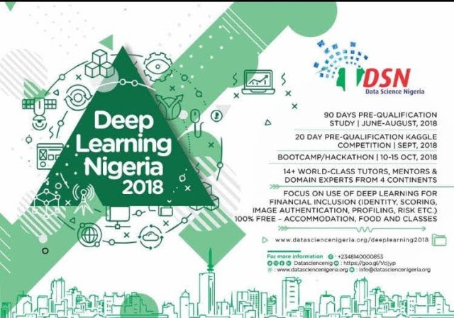 Data Science Nigeria Launches 1st Artificial Intelligence Hub In UNILAG