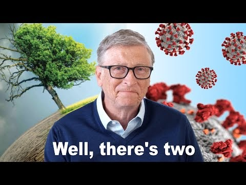 More terrible than a pandemic: Gates spoke about new challenges for humanity