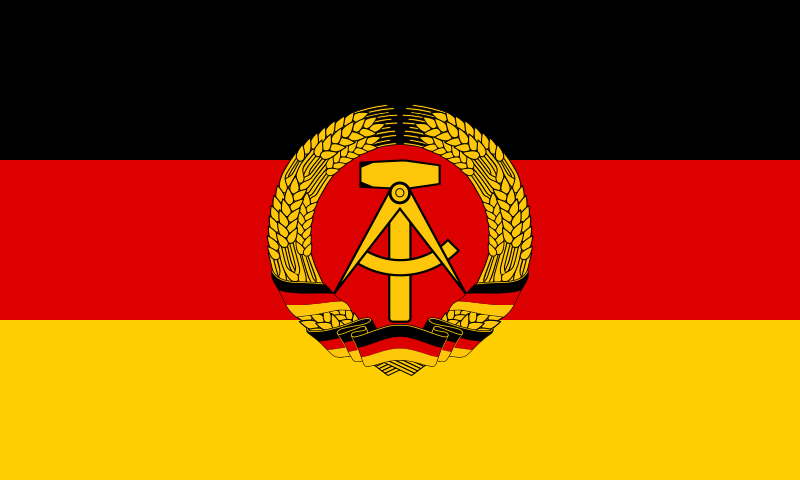 File:Flag of East Germany.svg
