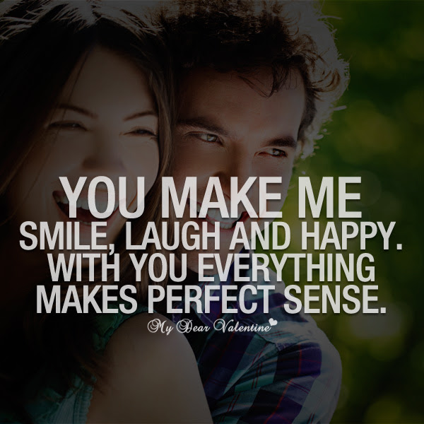 Love Quotes For Her To Make Her Smile The Holle