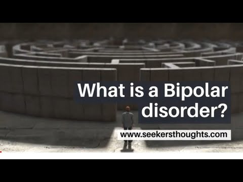 What is a Bipolar disorder?