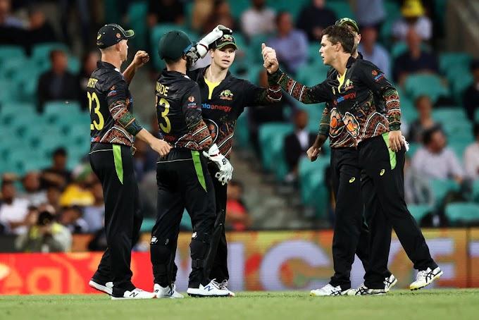AUS Vs IND : भारत मैच हारा लेकिन टी 20 श्रृंखला जीती