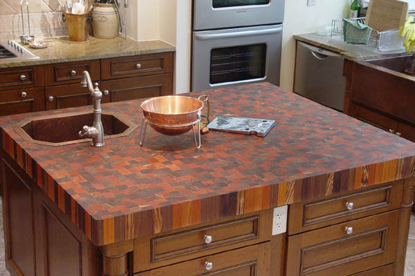 Countertops and Butcher Blocks | Grothouse Custom Wood Surfaces