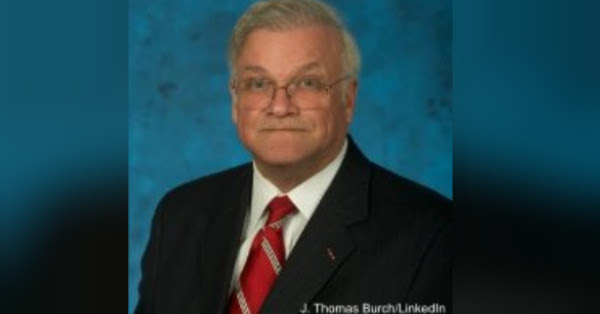 J. Thomas Burch, CEO of the National Vietnam Veterans Foundation.