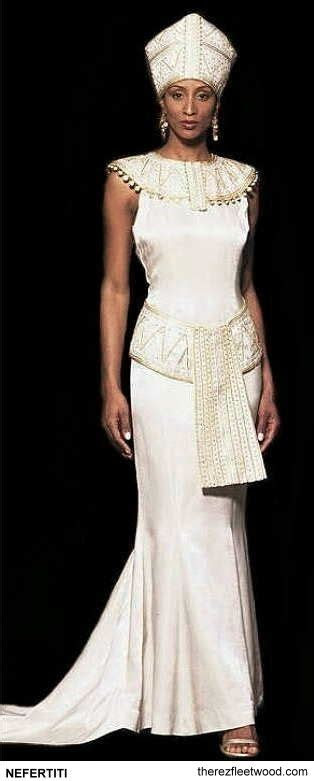 Egyptian wedding, Wedding dressses and African fashion on