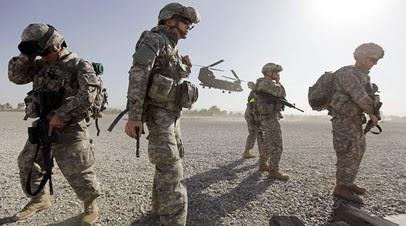 «Требуется масштабное присутствие»: почему США и их союзники перебрасывают в Афганистан дополнительные войска