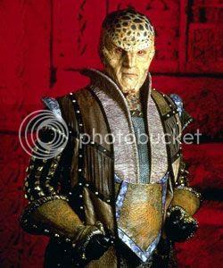 Andreas Katsulas as G'Kar