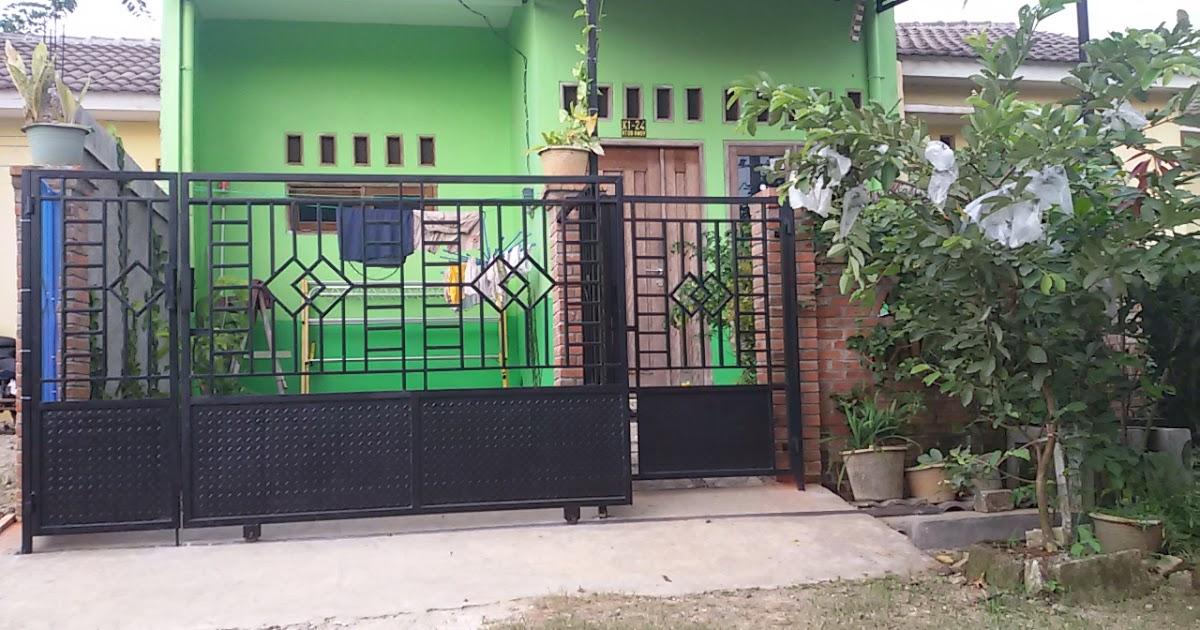 Galeri Pagar Rumah Mewah  top inspirasi 48 pagar rumah btn minimalis