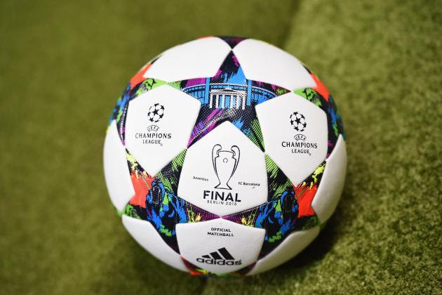 Ranking the Champions League Final Match Balls over the Last Decade ...