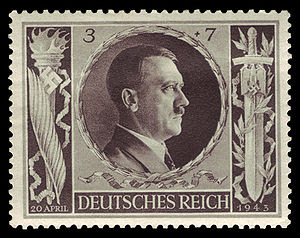 54. day of birth of Adolf Hitler (1889-1945) :...