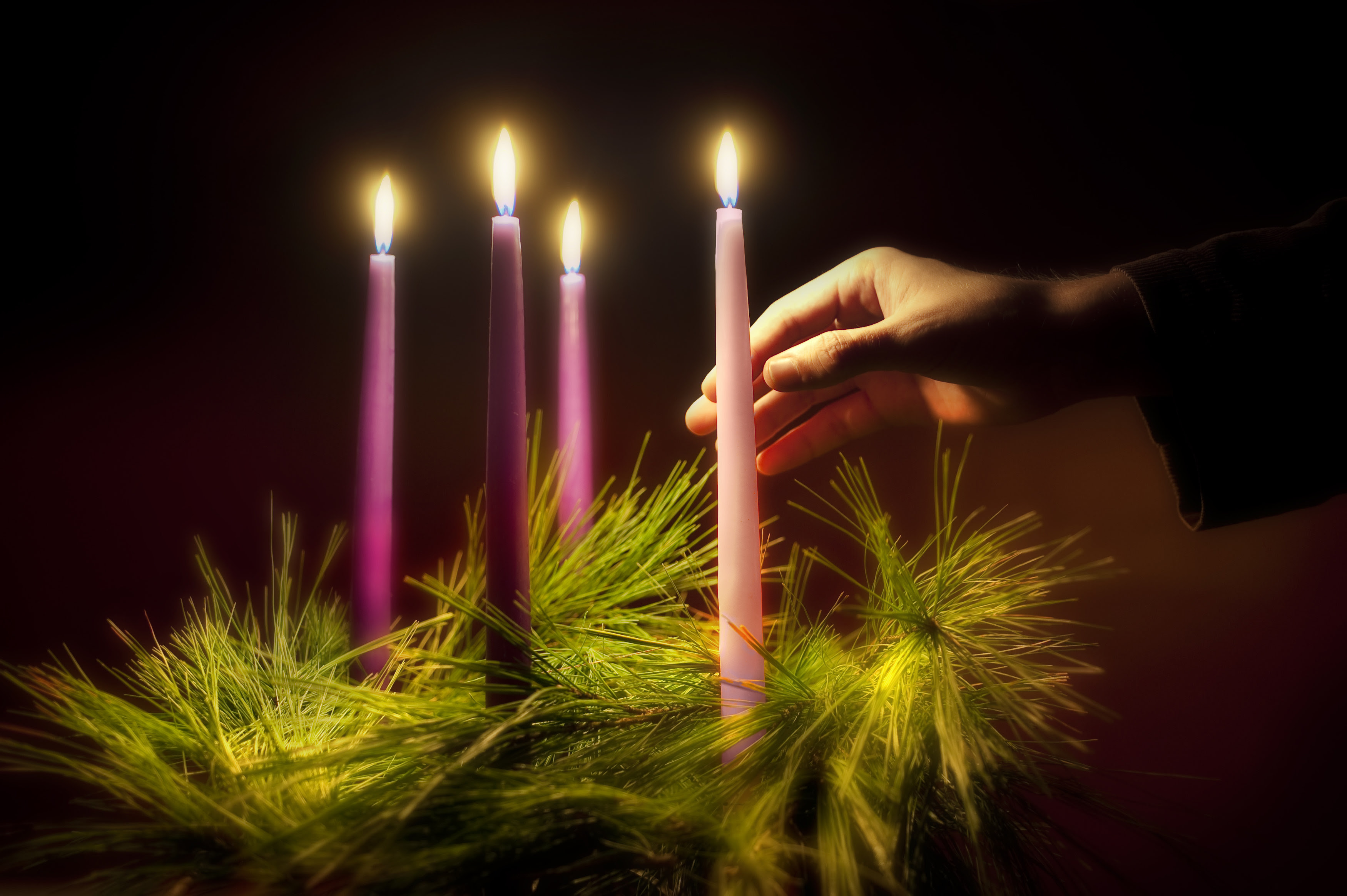 Advent Season is time of penance to anticipate Christ's ...