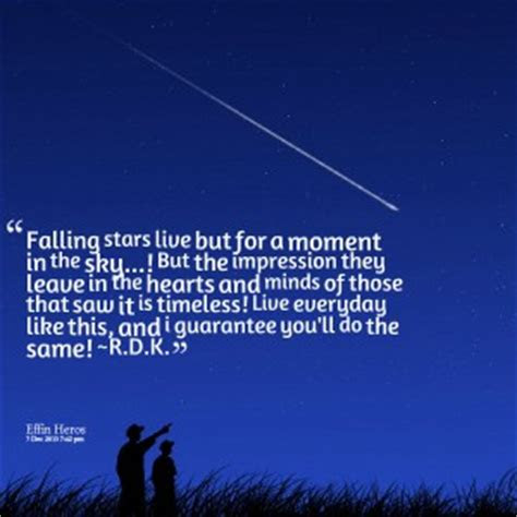 Star In The Sky Quotes Death