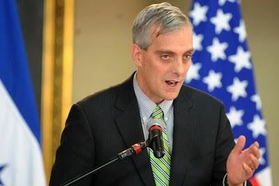 Jefe de Gabinete de la Casa Blanca, Denis McDonough, revela información. Foto: Archivo.