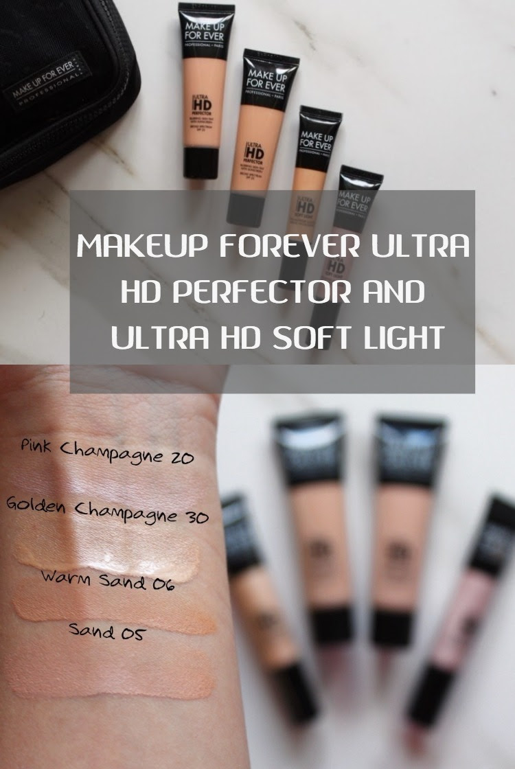 Ultra hd perfector makeup forever