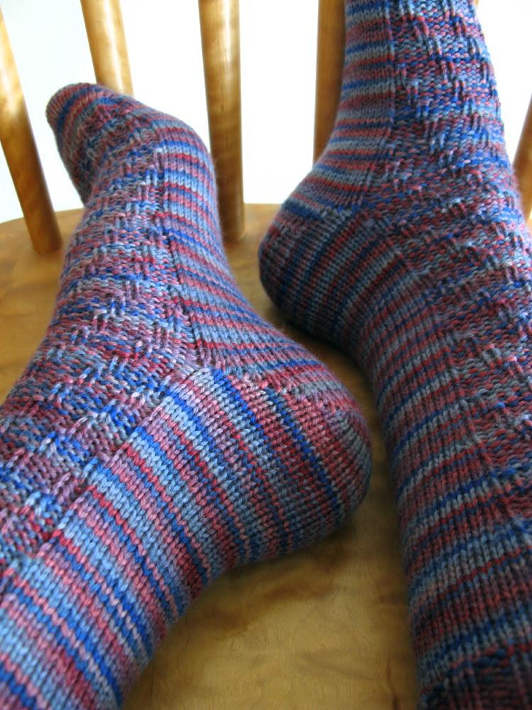 (Heelless) Sleeping Socks