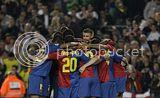 FC Barcelona vs Sevilla Pictures