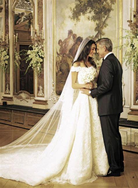 George Clooney & Amal Alamuddin's wedding   The rich