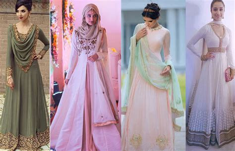 Fashionable Dress Ideas for a Muslim Wedding   Nikah