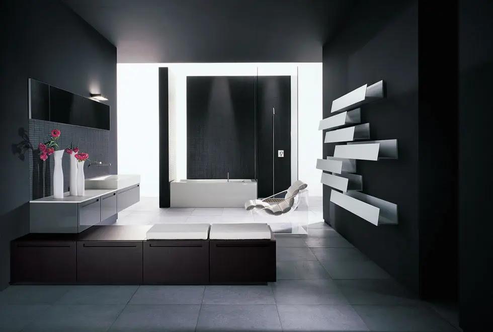 Very Big Bathroom Inspirations from Boffi | DigsDigs