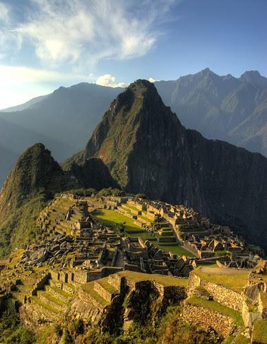 Machu Picchu: Portrait