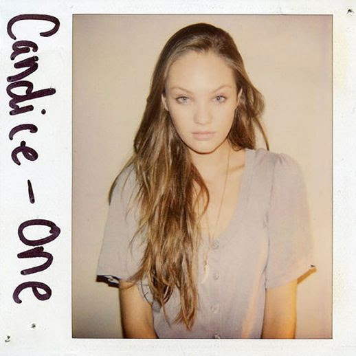 LE FASHION BLOG DOUGLAS PERRETT WILD THINGS BOOK MODEL CASTING PHOTOGRAPHS BEFORE CANDICE SWANPOEL POLAROIDS 8