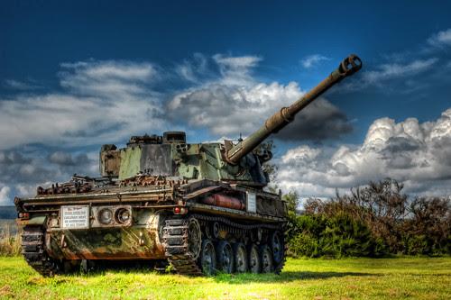 Tank by Matt Tough