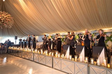 Traditional Ceremony   Glamorous, Garden Inspired Tented