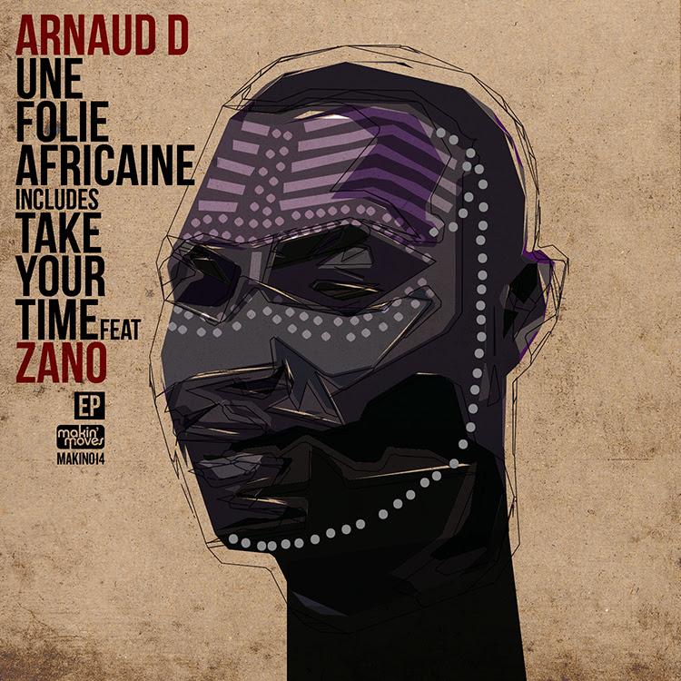 Arnaud D Ft Zano - Take My Time (Vocal Mix)
