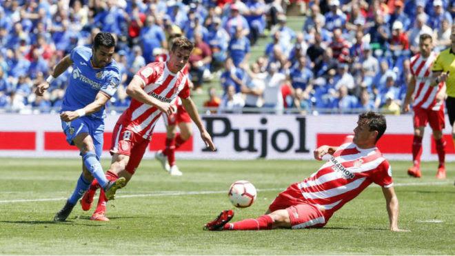 """Résultat de recherche d'images pour """"Getafe 2:0 Girona"""""""
