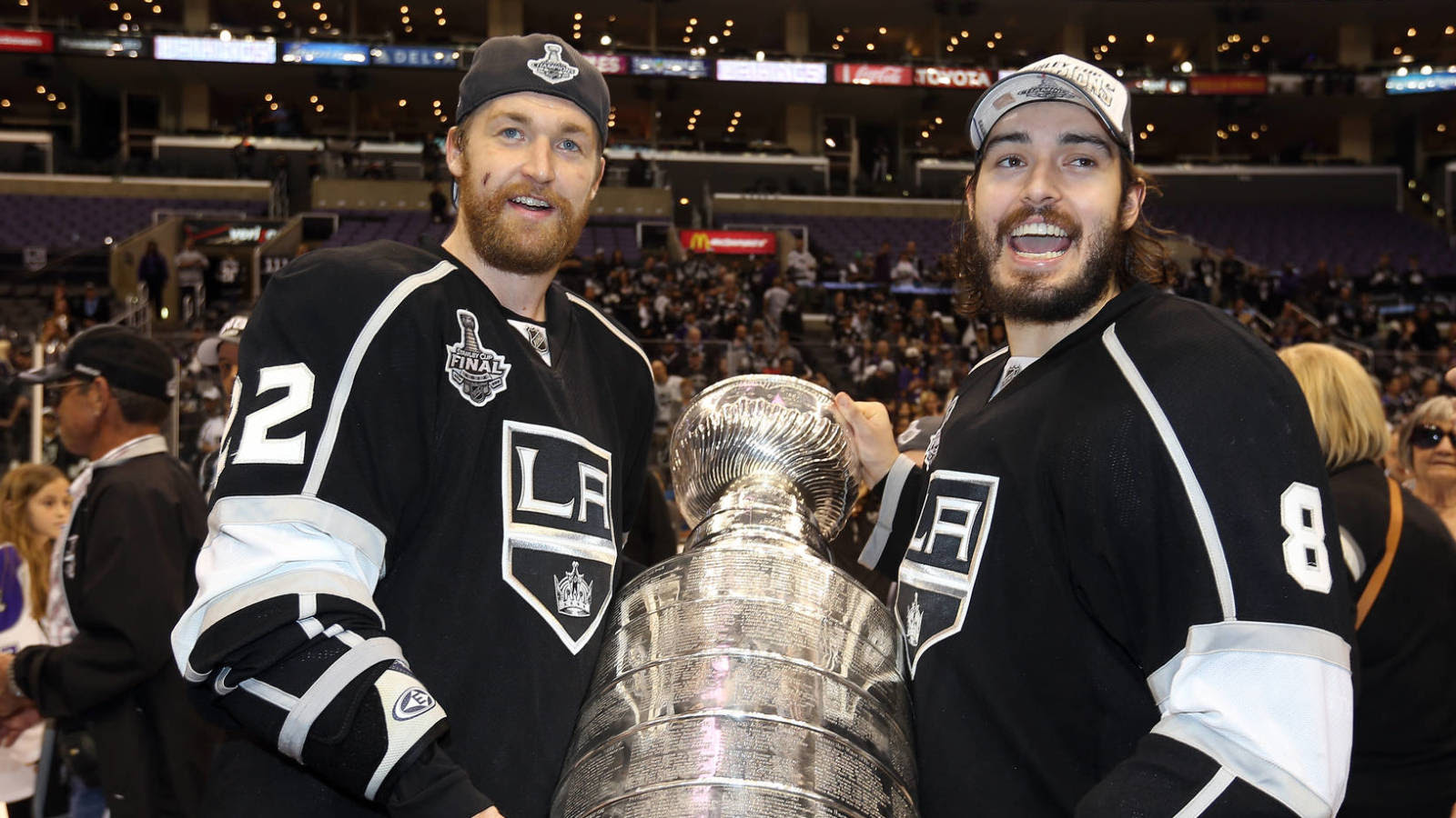 The La Kings Stanley Cup Winning Teams Quiz Yardbarker