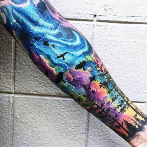 nature tattoo ideas nature lovers trending tattoo