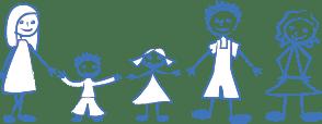 Afsa, illustration d'une famille