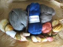 Spunky Eclectic Mail