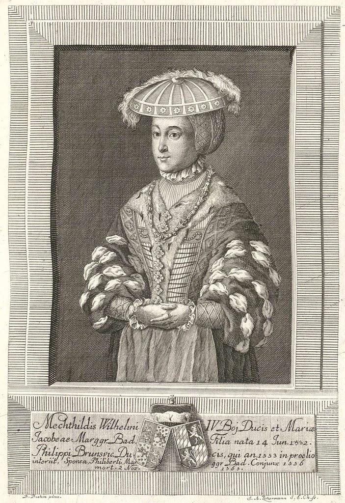 Mechthildis Wilhelini 1556