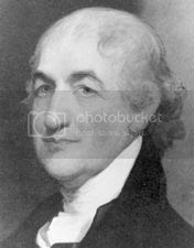 Caleb Strong, delegate to the Constitutional Convention from Massachusetts
