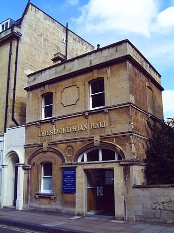 Christadelphian Hall in Bath/England