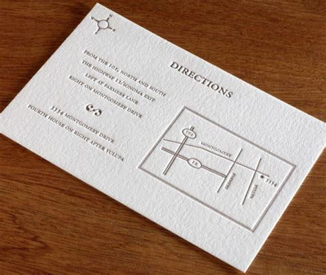 wedding reception direction cards template   wedding