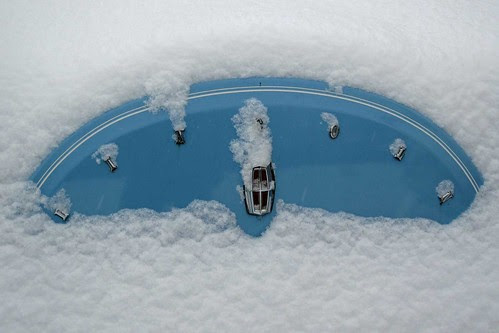 Snowy Lincoln
