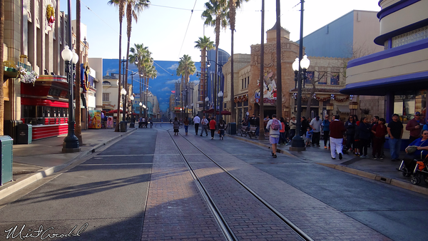 Disneyland Resort, Disney California Adventure, Hollywoodland