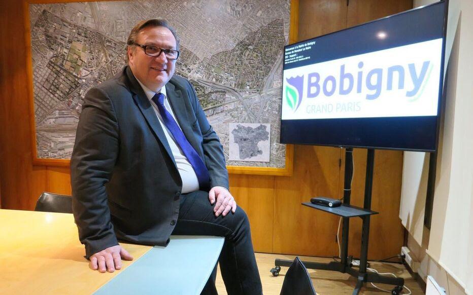 Bobigny, le 22 novembre 2019. Stéphane de Paoli annonce qu'il ne se représentera pas aux municipales.