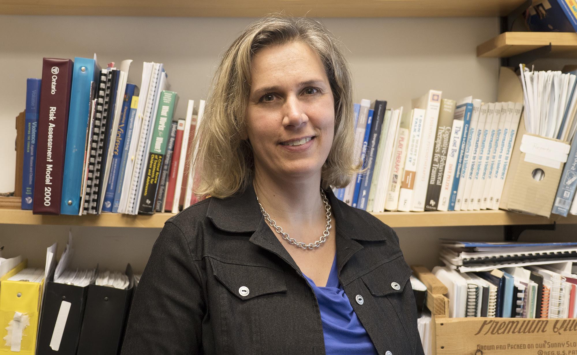 OISE :: Schools must become hub of mental health support says OISE professor Katreena Scott ...
