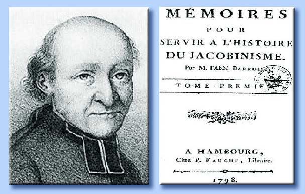 augustin barruel - mémoires pour servir à l'histoire du jacobisime