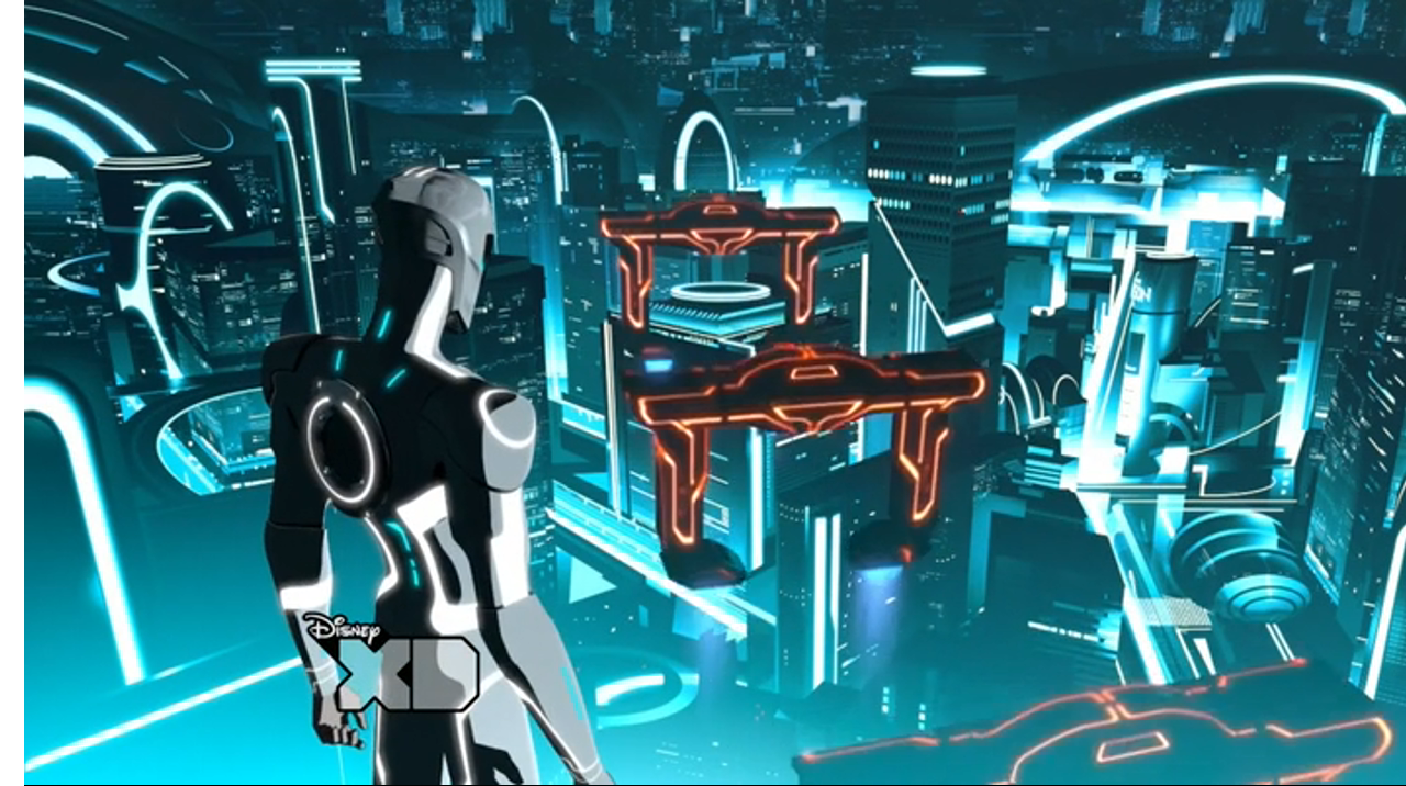 TRON: Uprising S01E03 The Renegade, Part 2 | Tron Wiki | Fandom ...