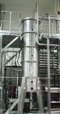 Spinning Cone Column