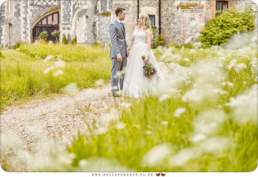 Wedding at Butley Priory - www.helloromance.co.uk
