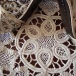 çeyizlik dantel anglez gümüşlük örtüsü modeli