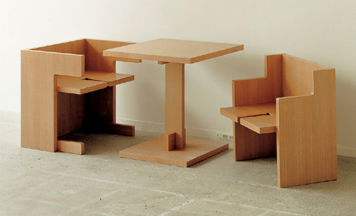 from cube to dining table set   THE STYLE FILES