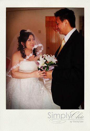Lai Kuan ~ Wedding Day