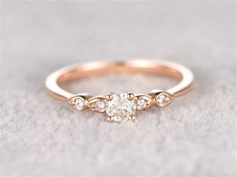 Moissanite Engagement Ring Under 500,Cheap Engagement Ring