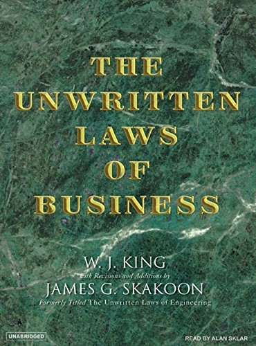 Long Bookpie: Télécharger The Unwritten Laws of Business: Library